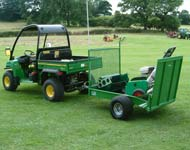 Groundcare Trailer